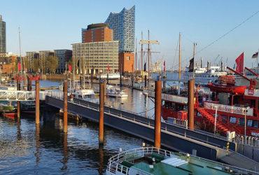 Neue Sehenswürdigkeit: Die Hamburger Elbphilharmonie