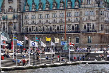 Eine der schönsten Städte Deutschlands: Hamburg