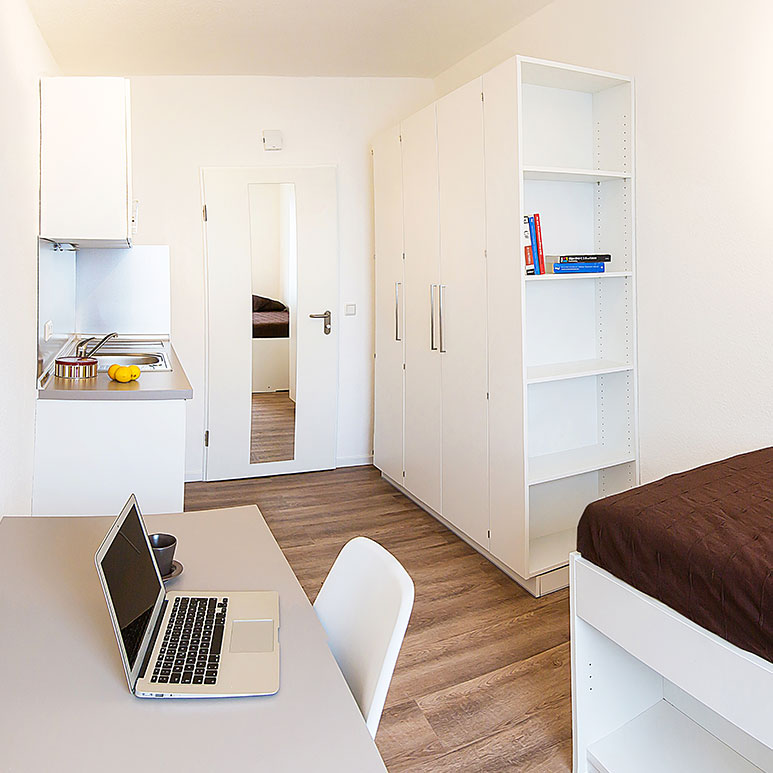 deine studentenwohnung in clausthal zellerfeld zentral gelegen. Black Bedroom Furniture Sets. Home Design Ideas
