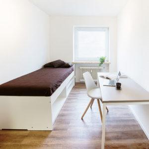 Wohnheim für Studenten - Clausthal Express Einrichtung 1