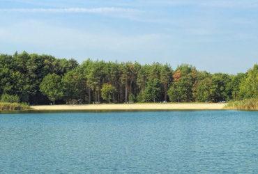 Am See erholen nach der Klausur