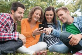 Entdecke neue Freunde dank Deiner Studentenwohnung bei uns